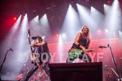 Alice Cooper; Nita Strauss; Le Dôme; Marseille; 03 09 2019; photo: Roy Letayf