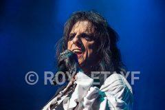 Alice Cooper; Nita Strauss; Le Dôme; Marseille; 03 09 2019; photo: Roy Letayf
